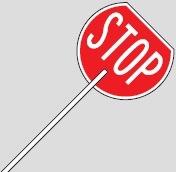 handheld-stop-sign